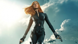 Black Widow se pone en marcha